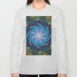 Nova Star Mandala Long Sleeve T-shirt