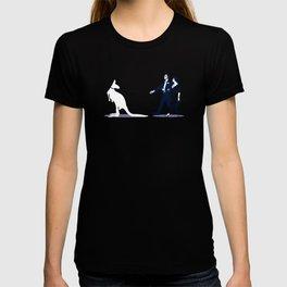 Walking the Kangaroo T-shirt