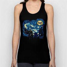 Starry Knight iPhone 4 4s 5 5c 6, pillow case, mugs and tshirt Unisex Tank Top
