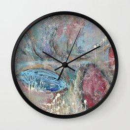 Vessel 57 Wall Clock