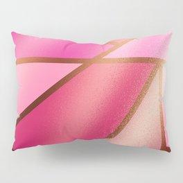 bubble gum Pillow Sham