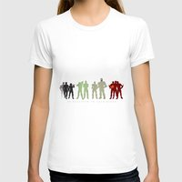 pacific rim T-shirts featuring Pacific Rim: We Believed in Each Other by MNM Studios