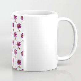 Fandango Flower Pattern Coffee Mug
