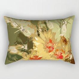 Cactus Beauty Rectangular Pillow