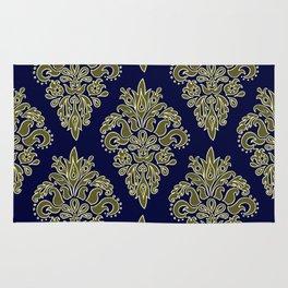 Ornate Vintage Pattern Rug