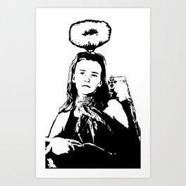 An Angel Named Rachel Corrie Art Print
