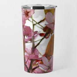 Hanami sakura Travel Mug