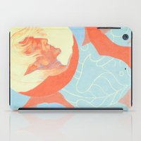 dragon age iPad Cases featuring Dragon Age: Fenris by Couple Of Kooks