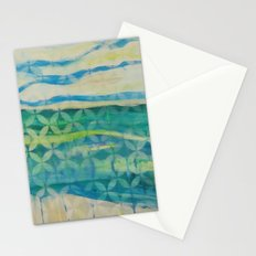 Don't quit your daydream #2 Stationery Cards
