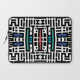 City Center In Summer Laptop Sleeve
