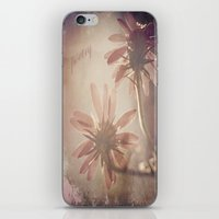 poetry iPhone & iPod Skins featuring Poetry by Laura George