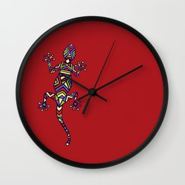C13 GECKO 2 Wall Clock