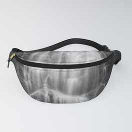 Waterfall in nature of  Costa Rica Fanny Pack