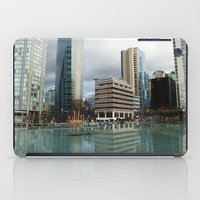 vancouver iPad Cases featuring Vancouver by Chris Root