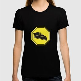 Stop for Pie T-shirt
