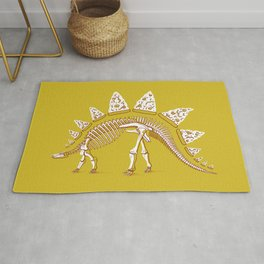 Pizzasaurus Awesome! Rug