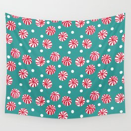 Pepperminty Wall Tapestry