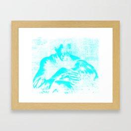 John Cassavetes Framed Art Print