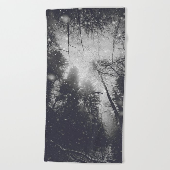 Will you let me pass II Beach Towel