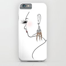 Feather Earrings - Modified iPhone 6s Slim Case