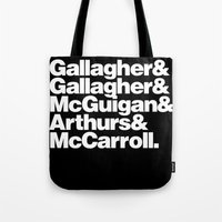 oasis Tote Bags featuring oasis by Radu Becus