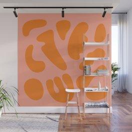 Summer Kitchen Camoflague Wall Mural