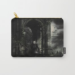 Hallween Queen 3 Carry-All Pouch