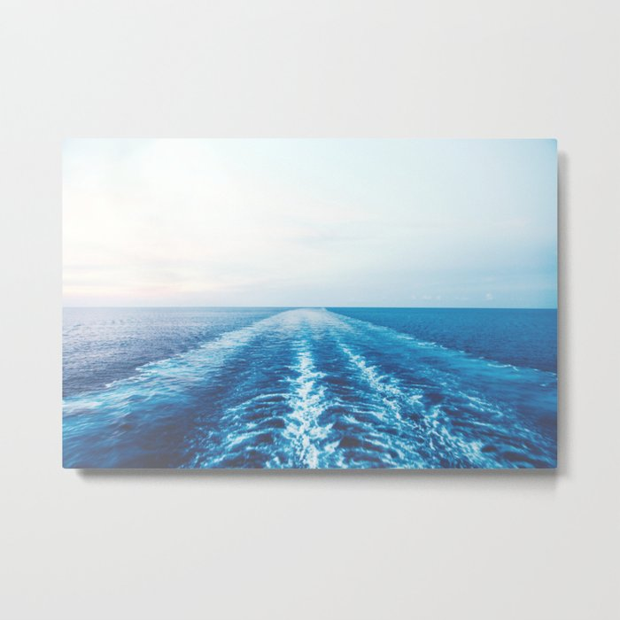 Out to Sea Metal Print
