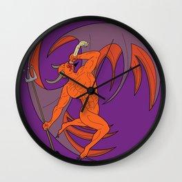 Garita del Diablo Wall Clock