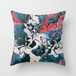 ŸEL3 Throw Pillow