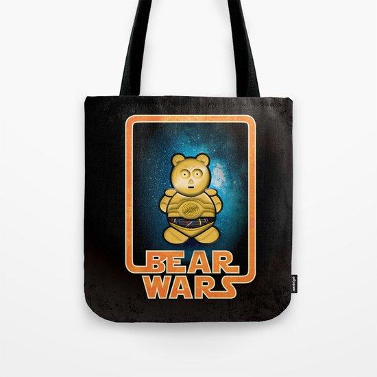 Bear Wars - G3PU Tote Bag