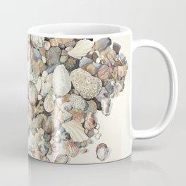 Sea shore Eilat Coffee Mug