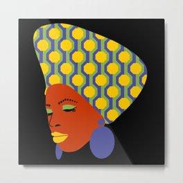 Africa III Metal Print