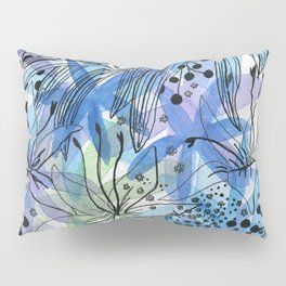 Many flowers Pillow Sham