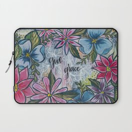 Give Grace Laptop Sleeve