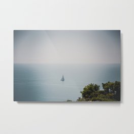 The Sea III Metal Print