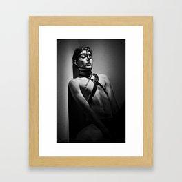S&M Framed Art Print