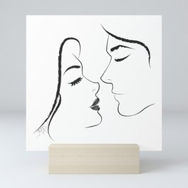 Romantics Mini Art Print