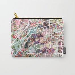 Vatican map Carry-All Pouch