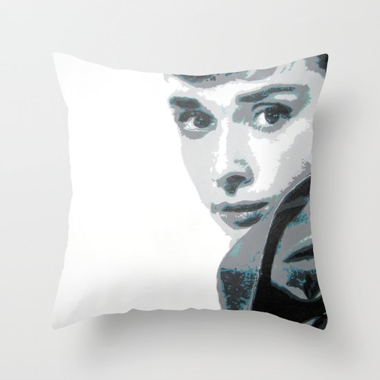 Audrey Throw Pillow
