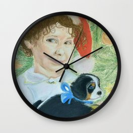 The Best Christmas Gift Wall Clock