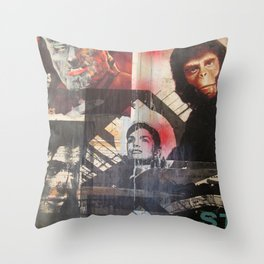 Stereo Jackie Throw Pillow
