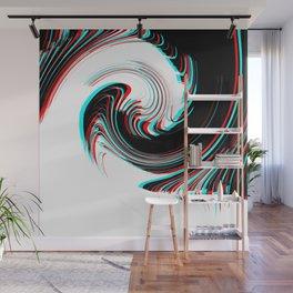 Love Wave Wall Mural