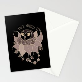Zeus - Free yourself Stationery Cards