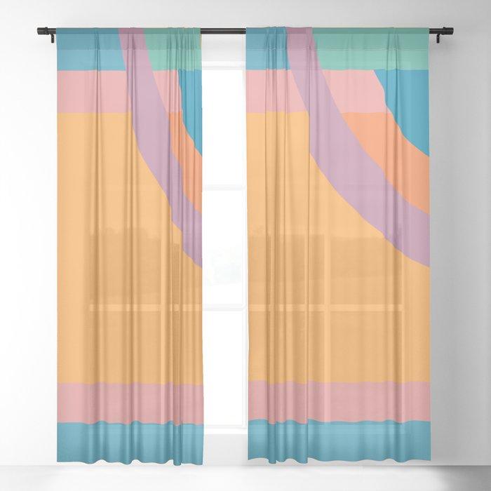 Boca Introspect Sheer Curtain