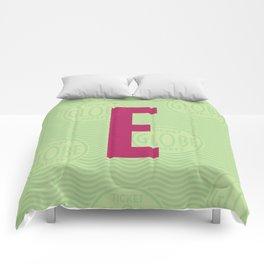 E Ticket Comforters