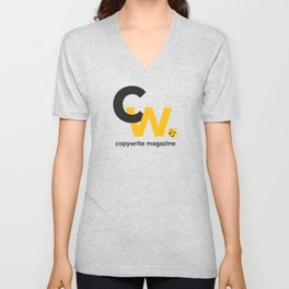 CW Branded Unisex V-Neck