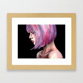 Lucy Petal-2012  Framed Art Print