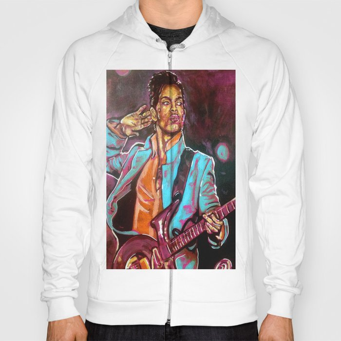 Purple Funk Hoody