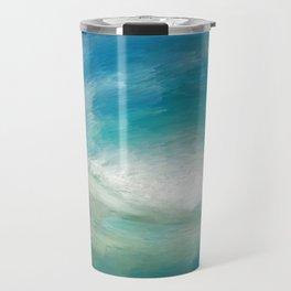 Wild Wave - Clear Sea Travel Mug